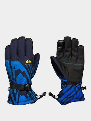 Ru0119kawice Quiksilver Mission Glove (everglade high dye print)