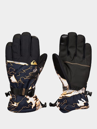 Rękawice Quiksilver Mission Glove (flame nature abstrakt)