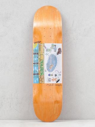 Deck Youth Skateboards Dida Pro Zarzycki (orange)