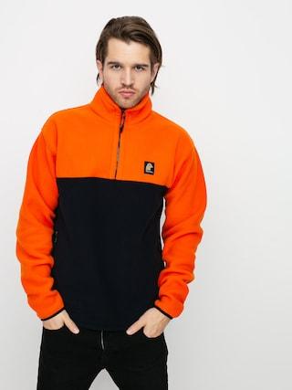 Polar Nervous Goldhead (orange/navy)