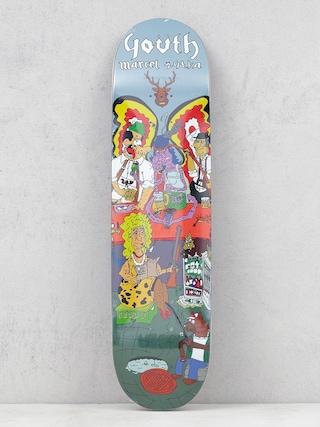 Deck Youth Skateboards Szmeterling (assorted 1)