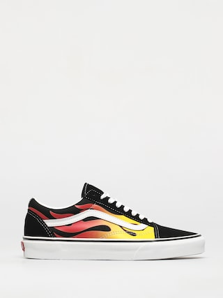 Buty Vans Old Skool (flame/black/black/true white)