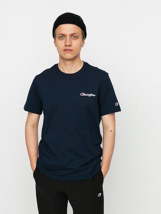T-shirt Champion Crewneck 214727 (nvb)