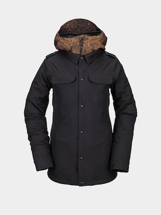 Kurtka snowboardowa Volcom Kuma Wmn (black)