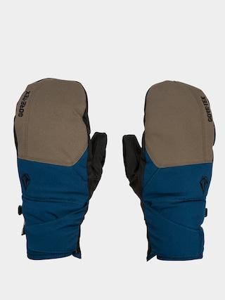 Ru0119kawice Volcom Stay Dry Gore Tex Mitt (blue)