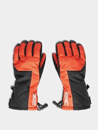 Ru0119kawice ThirtyTwo Lashed (black/orange)