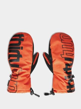 Rękawice ThirtyTwo Corp Mitt (orange)
