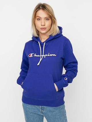 Bluza z kapturem Champion Sweatshirt HD 113185 Wmn (scbl)