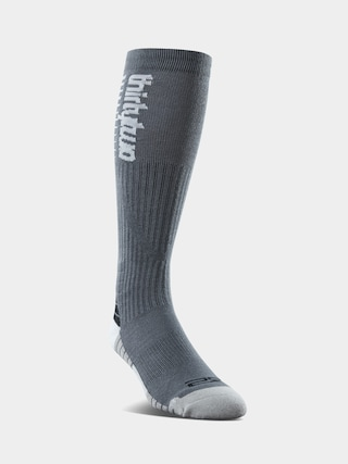 Skarpety ThirtyTwo Tm Merino (charcoal)