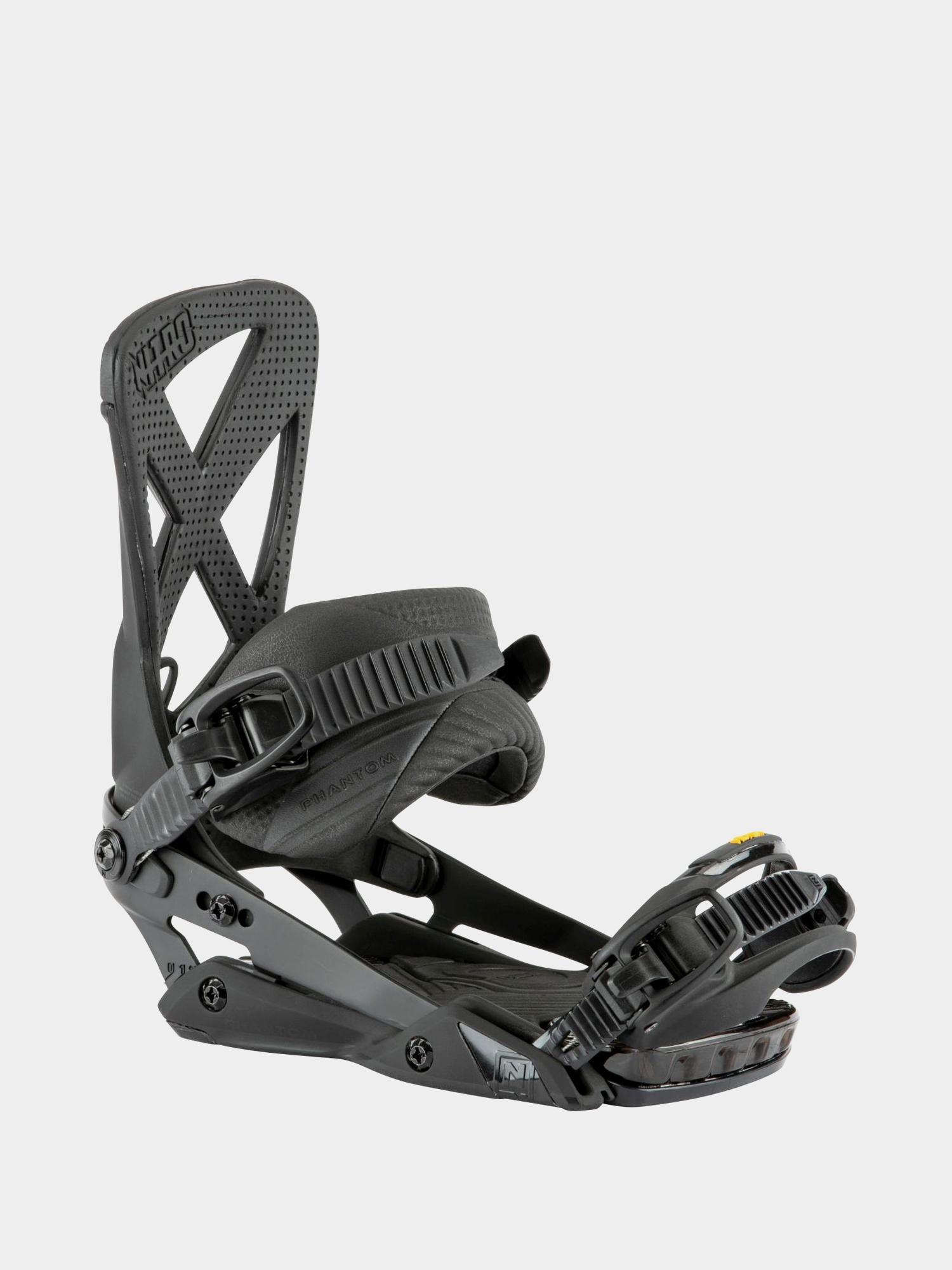 Wiu0105zania snowboardowe Nitro Phantom (ultra black)