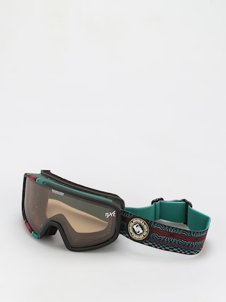 Gogle Quiksilver Browdy (true black capsule stripe)