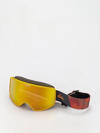 Gogle Quiksilver Storm (flame orange)