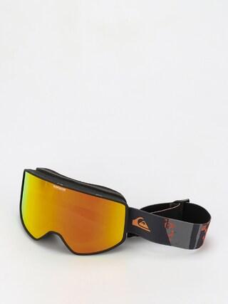 Gogle Quiksilver Storm Sportline (shocking orange radpack)