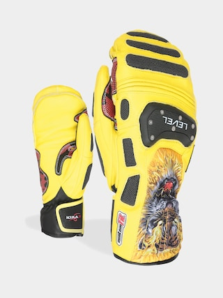 Ru0119kawice Level Sq Cf Mitt (goldenrod)