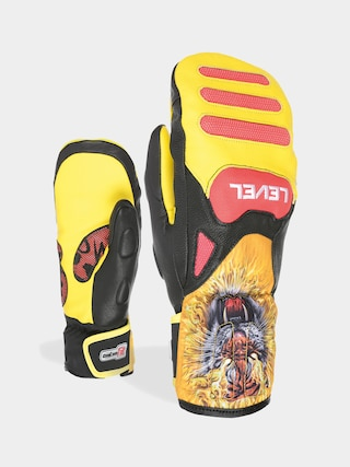 Ru0119kawice Level Sq Jr Cf Mitt (red)