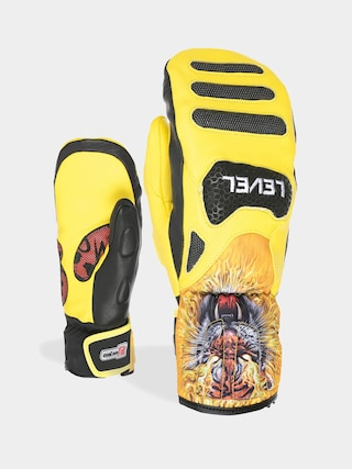 Ru0119kawice Level Sq Jr Cf Mitt (goldenrod)