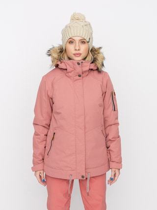 Kurtka snowboardowa Roxy Meade Wmn (dusty rose)