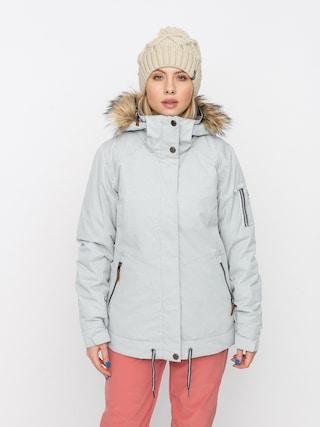 Kurtka snowboardowa Roxy Meade Wmn (heather grey)