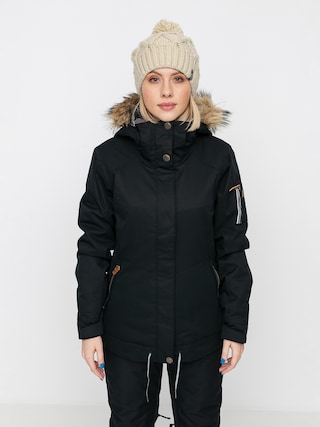 Kurtka snowboardowa Roxy Meade Wmn (true black)