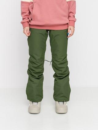 Spodnie snowboardowe Roxy Backyard Wmn (bronze green)