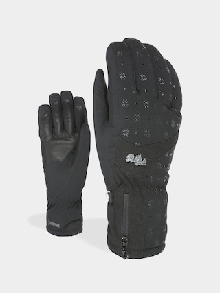 Rękawice Level Bliss Emerald Gore Tex Wmn (pk black)