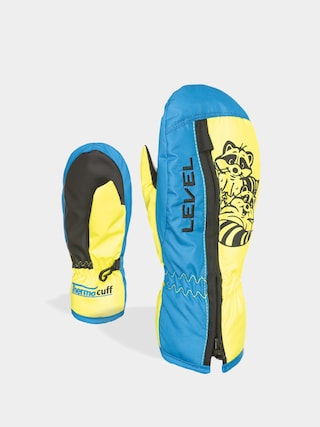 Rękawice Level Dudy Mitt (light blue)
