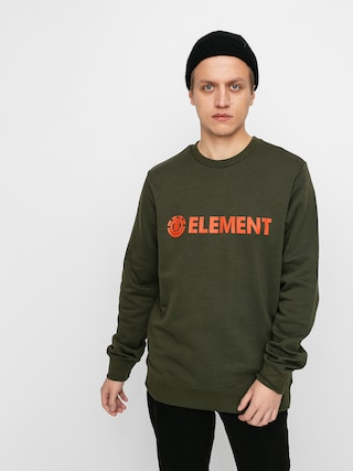 Bluza Element Blazin Crew (forest night)