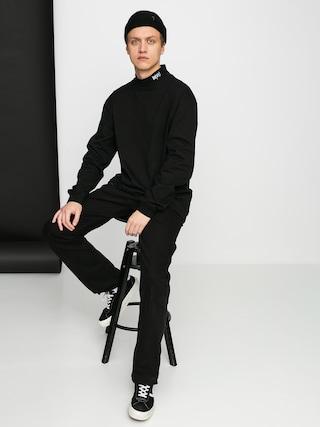Bluza MassDnm Club Turtleneck (black)
