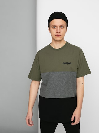 T-shirt MassDnm Zone (khaki/black)