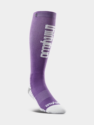 Skarpety ThirtyTwo Double Wmn (purple)