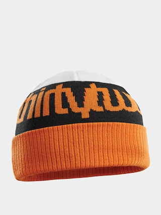 Czapka zimowa ThirtyTwo Double Beanie (white/orange)