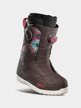 Buty snowboardowe ThirtyTwo Stw Double Boa Wmn (brown)