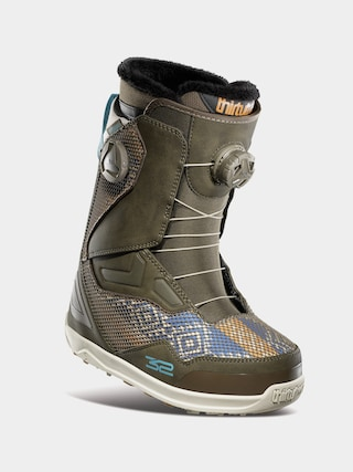 Buty snowboardowe ThirtyTwo Tm 2 Double Boa Wmn (brown)