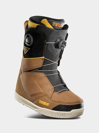 Buty snowboardowe ThirtyTwo Lashed Double Boa (brown/black)