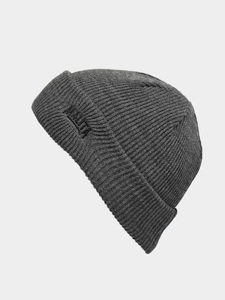 Czapka zimowa Malita Miner (grey heather/black)