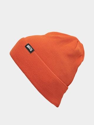 Czapka zimowa Malita Lumberjack (orange/black)