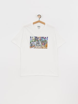 T-shirt DGK Game Night (white)