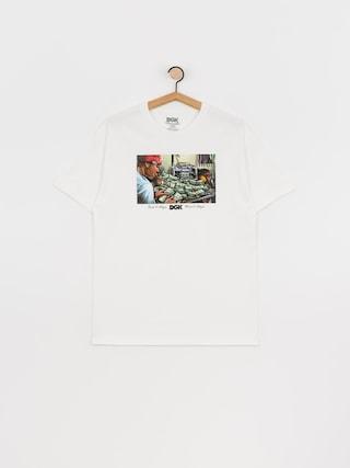 T-shirt DGK Math (white)