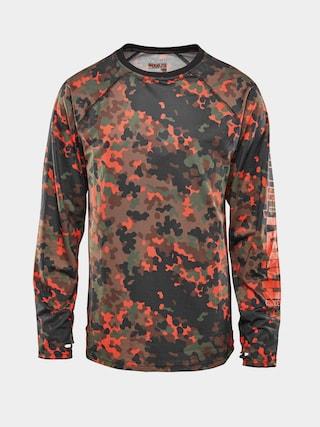 Longsleeve aktywny ThirtyTwo Ridelite Shirt Ls (camo)