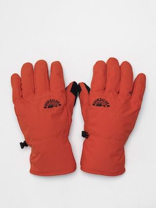 Ru0119kawice Quiksilver Cross Glove (pureed pumpkin)
