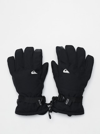 Ru0119kawice Quiksilver Mission Glove (true black)