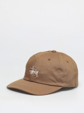 Czapka z daszkiem Stussy Stock Low Pro ZD (light brown)