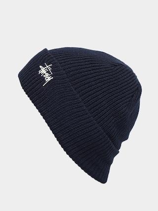 Czapka zimowa Stussy Basic Cuff (navy)