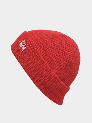 Czapka zimowa Stussy Basic Cuff (red)