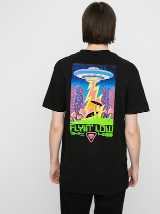 T-shirt DGK Liquid City (black)