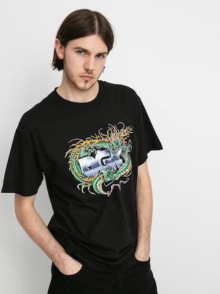 T-shirt DGK Black Metal (black)