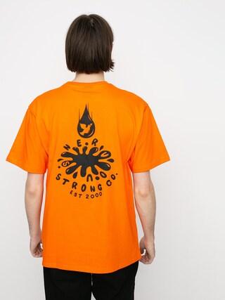 T-shirt Nervous Drop (orange)