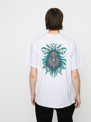 T-shirt Nervous Liondove (white)