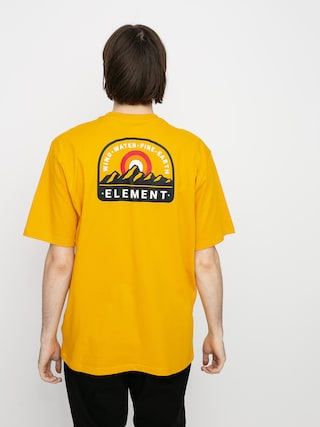 T-shirt Element Stahl (old gold)