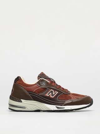 Buty New Balance 991 (brown multi)